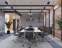 BATSU - конференц зал на 12 человек