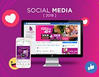 Social Media - Revenda Vivo