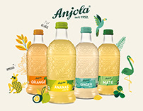 Anjola – Faire Bio-Limonade aus Hamburg