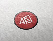 440ᴴ𝗓 Logo design