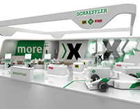 SCHAEFFLER - STAND EXHIBITION