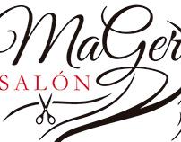 logo salon / beauty logotype
