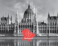 Budapest - Rebrand.