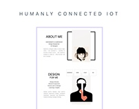 Design Research: Humanly Connected IoT