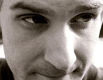 Portrait Fugazi frontman Ian McKaye