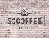 Logo Coffee-vespa , Scooffee