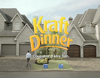 Kraft Dinner - Coupable d'être bon