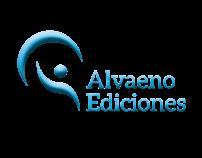 Rebranding Alvaeno Ediciones