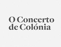 O Concerto de Colónia