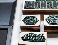 Rubber Stamps for Business Card