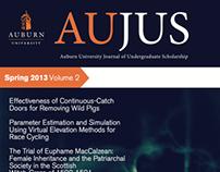 AUJUS Magazine 2013