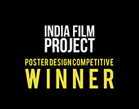 India Film Project- Poster Design Competitive Winner