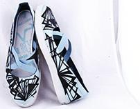 Handmade customised shoes