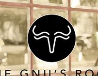 The Gnu's Room Website Redesign