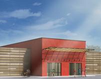 2011 - Centro Commerciale a San Cipirello (PA)