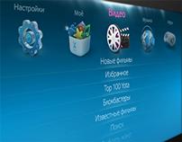 Yota Box (TV Interface)