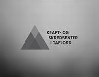 Kraft- og Skredsenter i Tafjord Logo