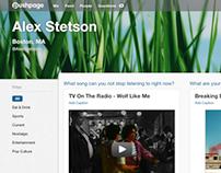 PushPage.me | A Social Web App