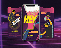HEY festival | Corporate identity 2019