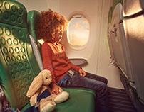 Transavia 2016 Campaign Photoshoot