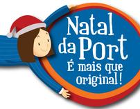 Campanha de Natal Port