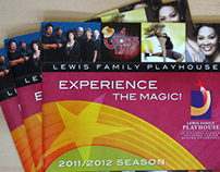 Lewis Family Playhouse 2011-2012 Season Brochure