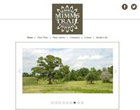 Mimms Trail Website