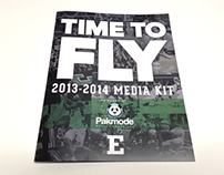 PAKMODE // 2013-14 EMU Athletics Media Kit