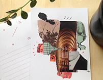 Postales literarias