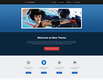 MooTheme - Clean & Modern Multipurpose Website Design