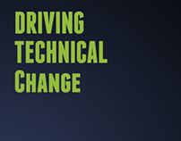 Driving Technical Change Presentation