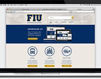 FIU Transportation Website