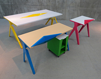 Mobiliario Escolar para OFIMODUL S.A. de C.V.