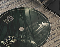"""""""MILESTONE"""" ALBUM COVER- LYRICS VIDEO"""