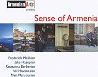 Sense of Armenia Art Exhibition Opening