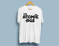 The Atomic Age Band Logo Design