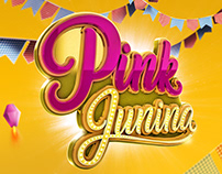 Festa Junina - Elephant Pink.
