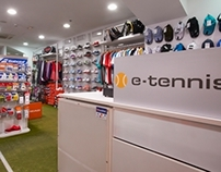 """E-TENNIS.GR"" OUTLET STORE"