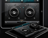 DJ Mixer iPad App