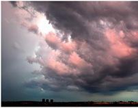 Diplomski: Fotografija i prirodni fenomeni-nebo