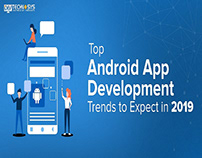 Top Android App development Trends to Expect in 2019