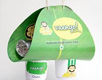 Take Away Package designing (VAANGO)