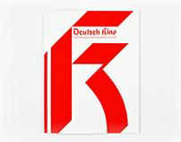 Deutsch Kino Typeface