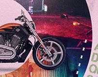 Harley-Davidson / Dia mundial do rock