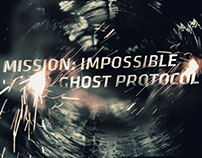 "MISSION IMPOSSIBLE IV ""Maintitle Sequence"""