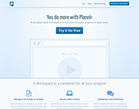 Work management web tool I am working on