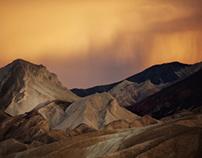 Death Valley Light