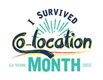 Logo Design - I Survived Co-Location Month