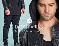 Danny Arias campaña y Lookbook