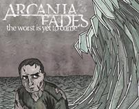 Arcania Fades. Album Art and stuff
